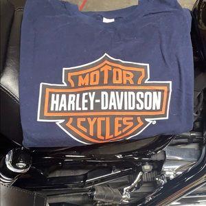 Harley Davidson T-shirt men's XXL